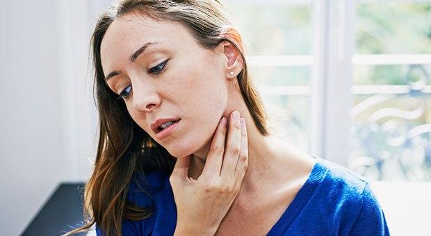 Заболевания щитовидной железы гораздо чаще появляются у женщин