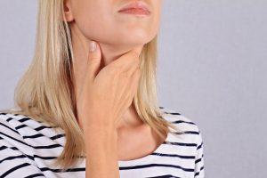 Неоднородность структуры щитовидной железы может свидетельствовать о наличии зоба