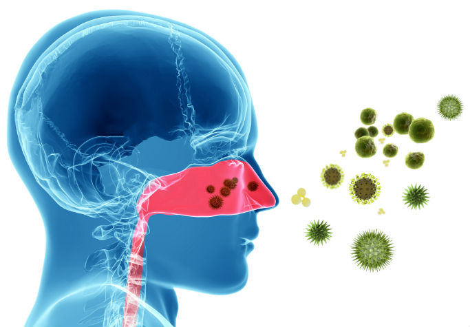 АИТ может появиться у пациентов с хроническими заболеваниями ЛОР органов