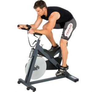 Занятия на велотренажере помогут не допустить развитие простатита