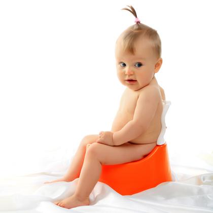 Запоры редко встречаются у ребенка на грудном вскармливании