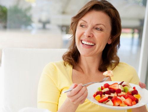 Правильное питание снижает риск заболеваний грудной железы