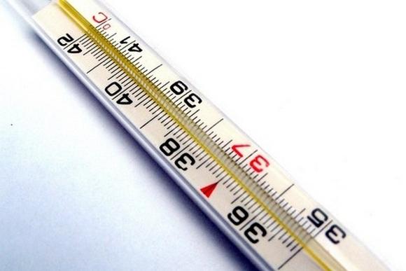 Развитие коллоидного узла сопровождается повышением температуры