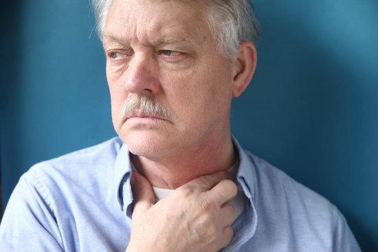 Частые стрессы провоцируют увеличение щитовидной железы
