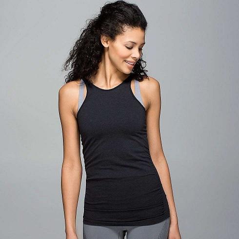 Зуд может появиться из-за тесной одежды для занятий спортом